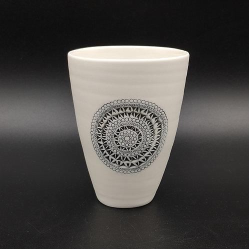 "Tasse ""T10"" Porcelaine"