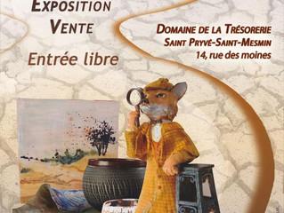"""5e Salon de Céramiques Contemporaines """"Céramicalies"""" Orléans /Saint Pryvé Saint Mesmins (4"""