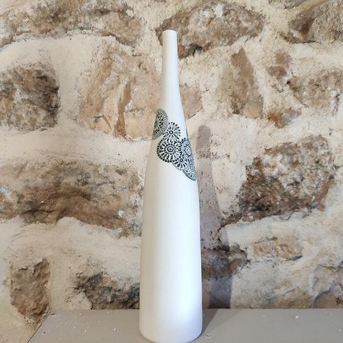 Vase bouteille réservation SG