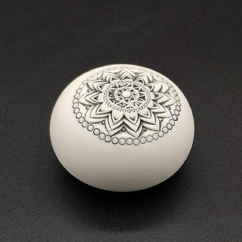 Galet XS3 Porcelaine