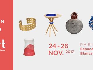 Ob'Art Paris / 24-26 Novembre 2017.