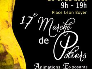 Festival - Les Céramicales / Langeais 2016 / 20 et 21 Août.