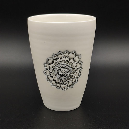 "Tasse ""T12"" Porcelaine"