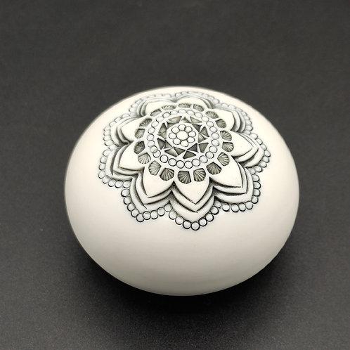 Galet S8 Porcelaine