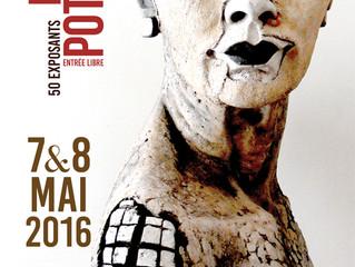 18ème Marché de Potiers /Herbignac / 7 et 8 mai 2016.