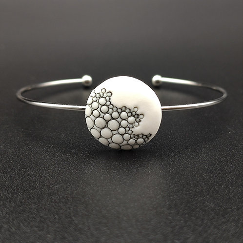 """Bracelet Porcelaine            Collection """"Malé"""""""