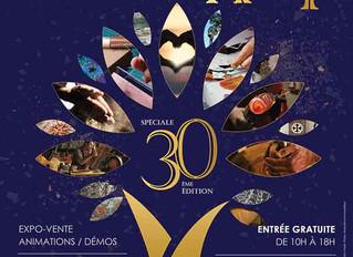 Salon Artisanat d'art / Ballan-Miré ( 37 ) près de Tours / 17 et 18 octobre 2020.