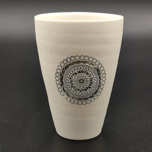 "Tasse ""T5"" Porcelaine"