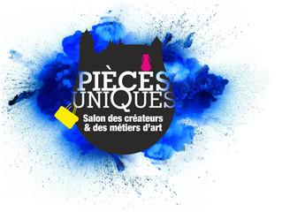Pièces Uniques /Château de Châteaugiron (Rennes) / 29 30 et 31 Mars 2019