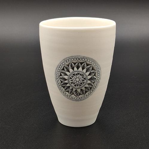 "Tasse ""T6"" Porcelaine"