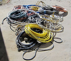 Cords and hoses