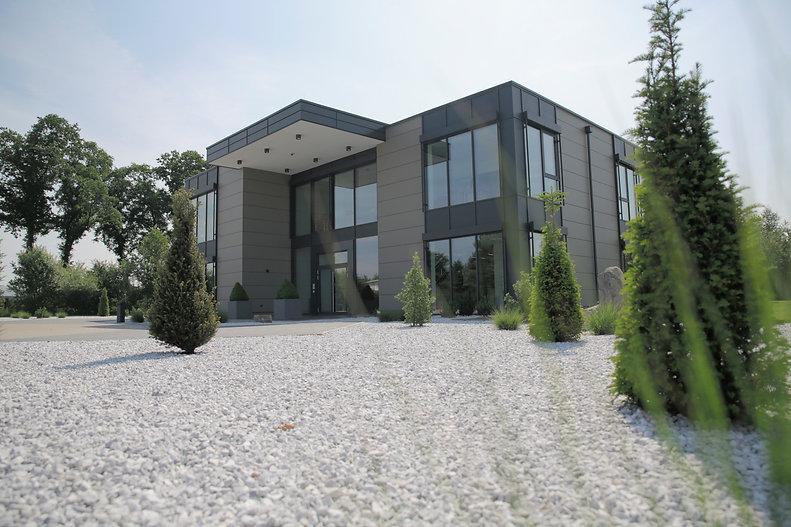 Firmengebäude der Food Fox GmbH
