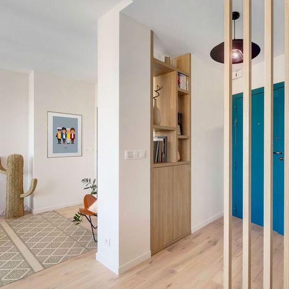 come-nascondere-un-pilastro-in-soggiorno-3