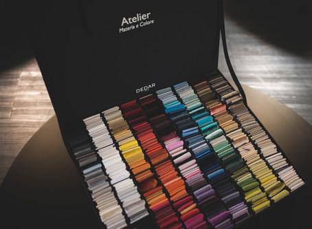 Mini-Corso Colori e Caratteri, come combinare materiali e colori