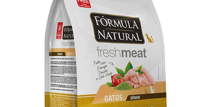 Ração Seca Fórmula Natural Fresh Meat Gatos Sênior