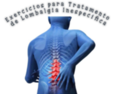 Exercícios para Tratamento de Lombalgia