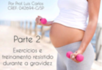Treinamento resistido durante gravidez 2