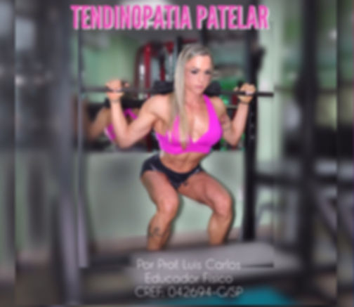 Tendinopatia patelar
