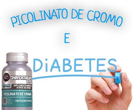 Picolinato de Cromo e Diabetes