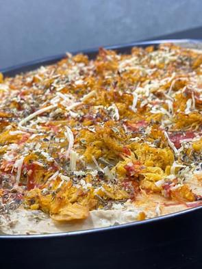 Pizza de crepioca