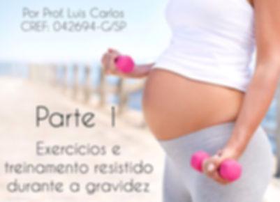 Treinamento resistido durante a gravidez