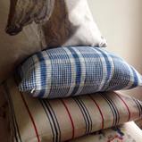 Collection of custom fabrics/pillows~