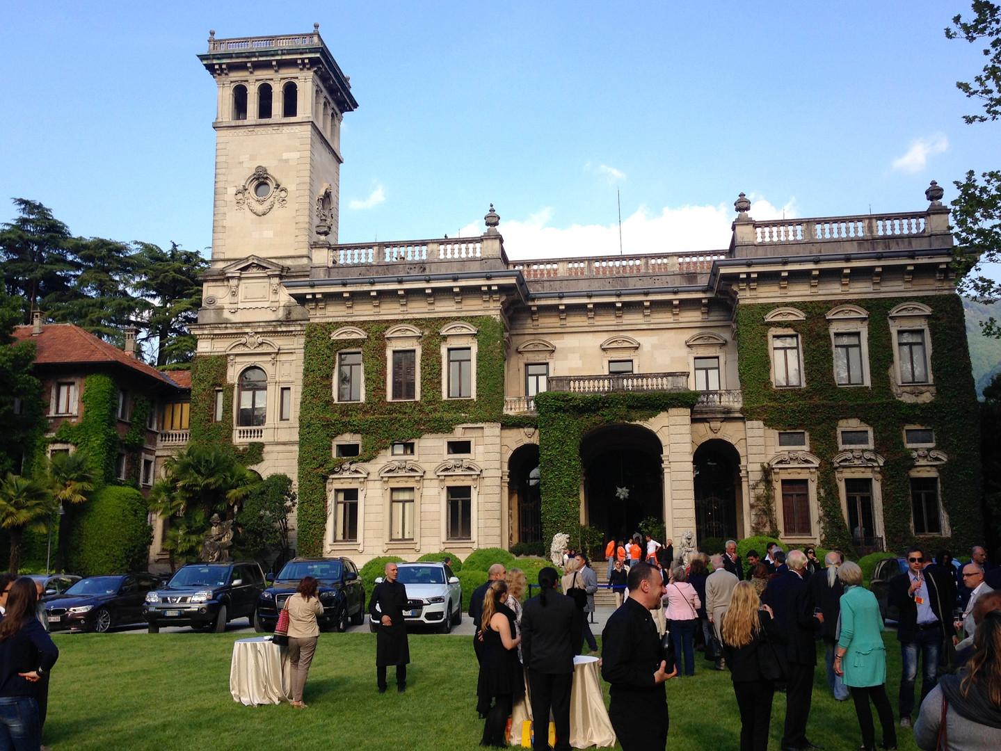 villa erba, international design conference~