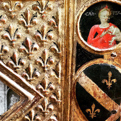 historic design details from the bargello museum~