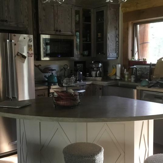 Solitude Guest Cabin, kitchen views~