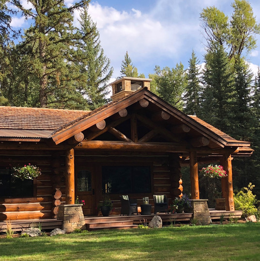 Solitude Guest Cabin~