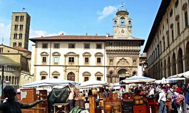 tuscan antique markets~