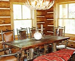 CADENET DESIGN - RUSTIC DINING