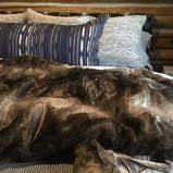 Solitude Guest Cabin, King bedroom~