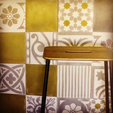wall tile color/pattern offerings~