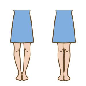 O脚の原因と対策