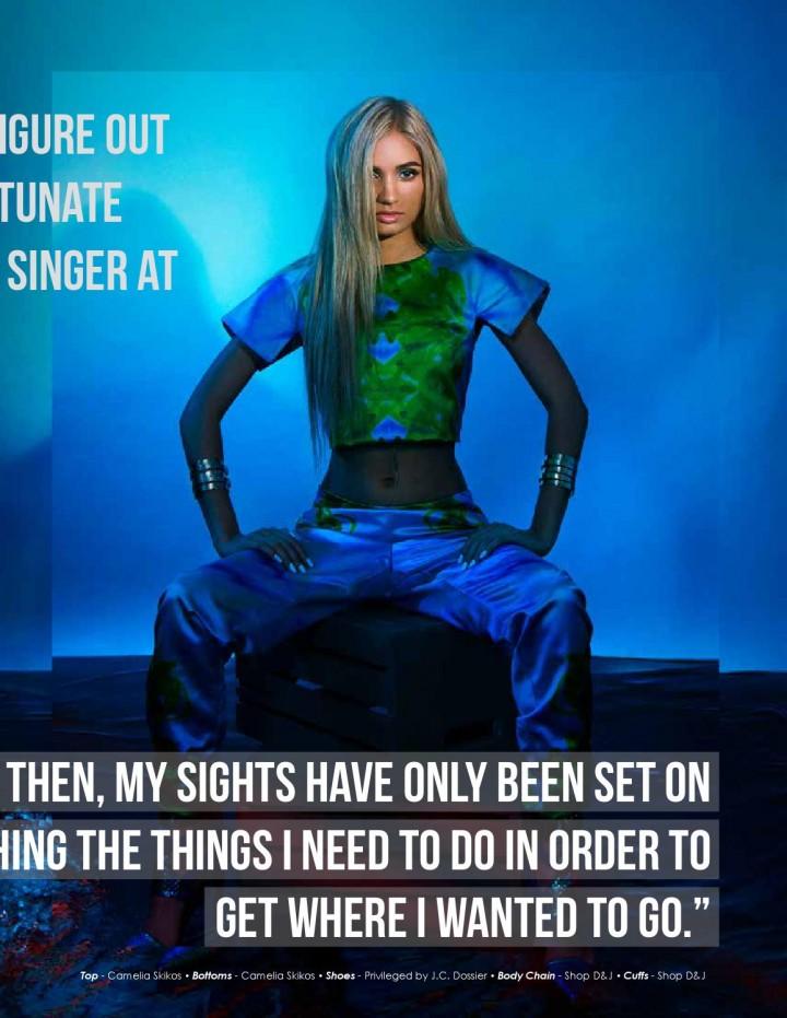 Pia Mia for Annex Magazine