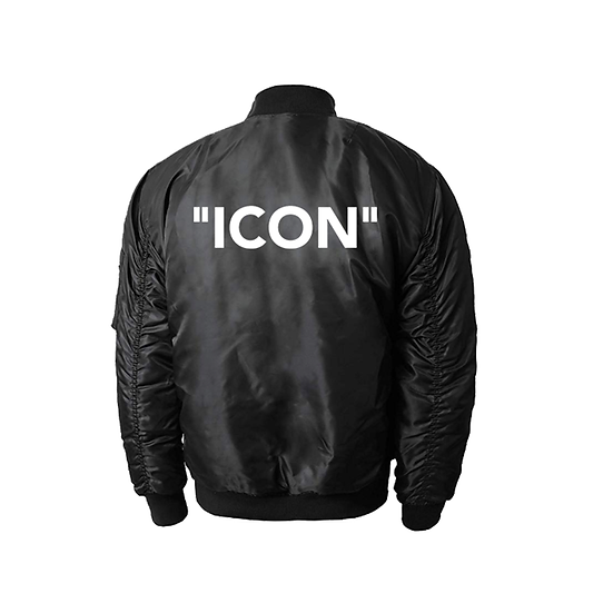 """THE REVERSIBLE """"ICON"""" BOMBER"""