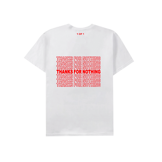 "THE ""NO THANKS"" TEE"