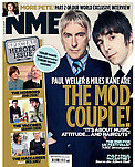 NME Paul Weller and Miles Kane
