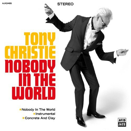 Tony Christie EP cover
