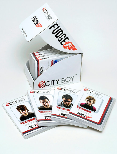 CITYBOY Mens hairdressing Boxset