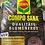 Thumbnail: Compo Sana Universal Potting Soil 70L