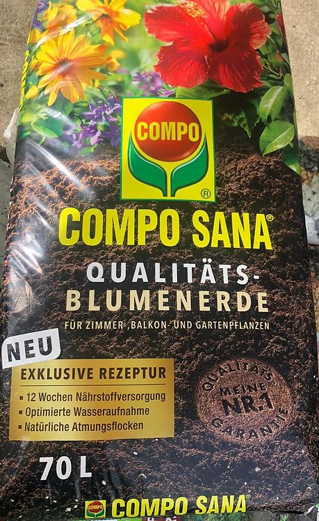 Compo Sana Universal Potting Soil 70L