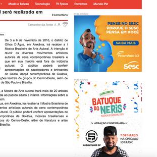 Reportagem site Arroz de Fyesta sobre a I MOBAA. - continuação