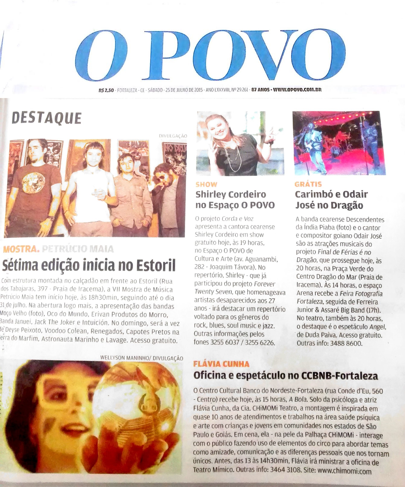 Jornal O POVO_Fortaleza