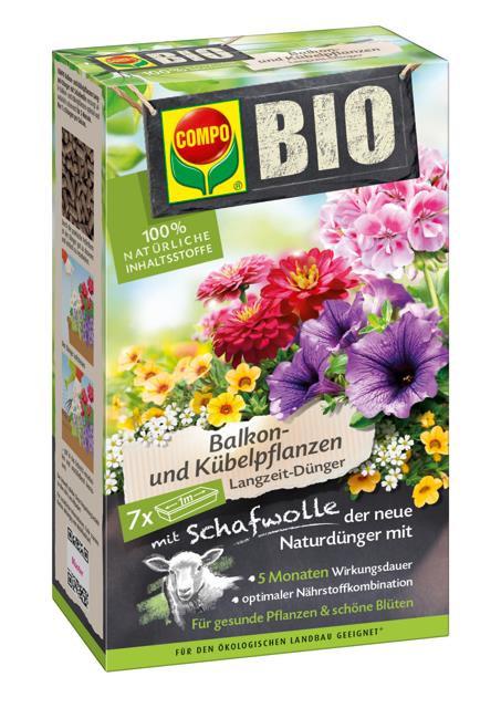 Compo Organic Fertiliser (Flowers)