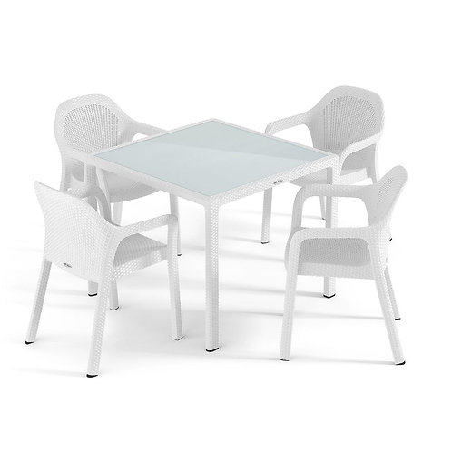 Lechuza Table Set for 4