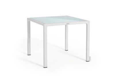 Lechuza Table for 4 (Glass top)