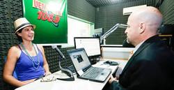 Flávia Cunha_entrevista RADIO UEM FM
