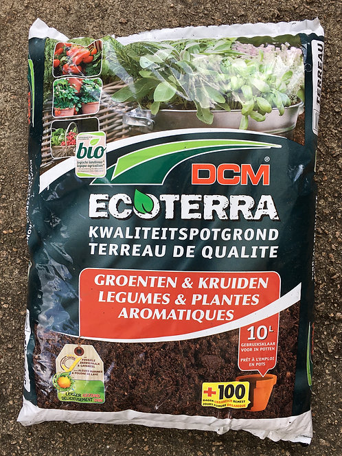 DCM potting soil 10L
